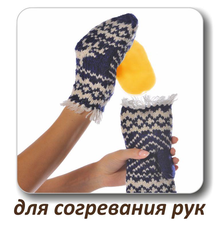 Солевая грелка  Дельта-Терм Горчичник - фото 12