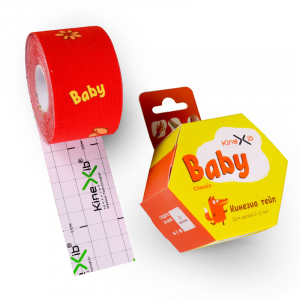 Кинезиотейп Baby (2-5 лет) Лисичка