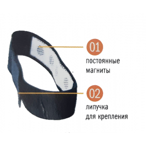 Магнитная повязка на голову ПМТМГ-01