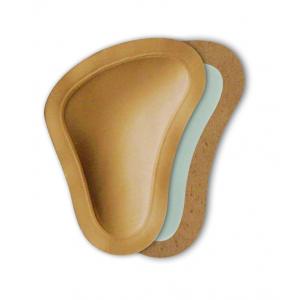 Вкладыш из телячьей кожи Т-образной формы  для поддержки поперечного свода стопы FIT T- PAD (арт. 608-00)