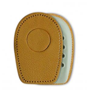 Подпяточник из овечьей кожи для лечения пяточной шпоры с вставным диском RELAX (арт. 626-00)