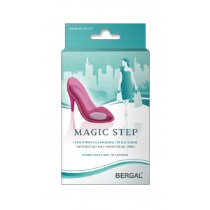 Полустельки из геля Magic Step женские, арт 6940