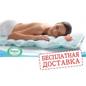 Ортопедический матрас для взрослых двухспальный (140х190 см) Ocean