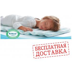 Ортопедический матрас для детей в кроватку (60х120 см)